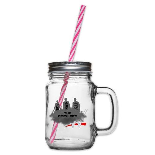 The Dark Era - Glass jar with handle and screw cap