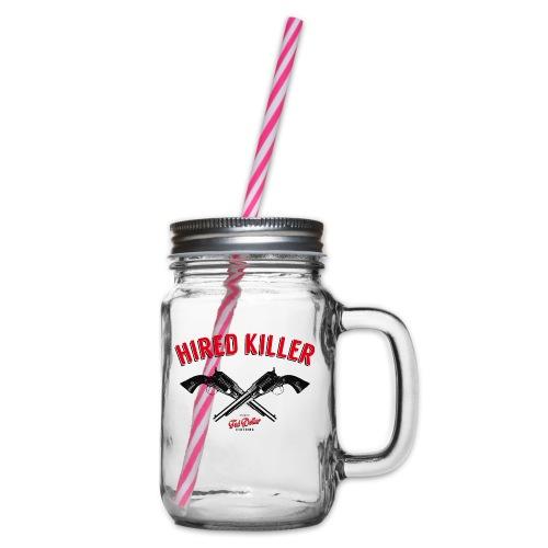Hired Killer - Bocal à boisson