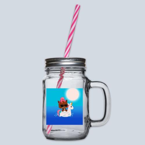 Summer Vibes - Bocal à boisson