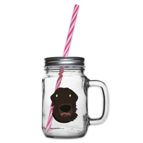 Creepy Maya - Bocal à boisson