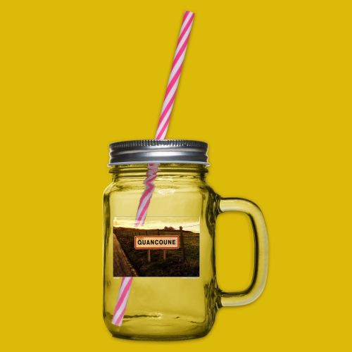 Lieux insolites - Bocal à boisson
