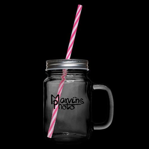 Marvins Photo - Henkelglas mit Schraubdeckel