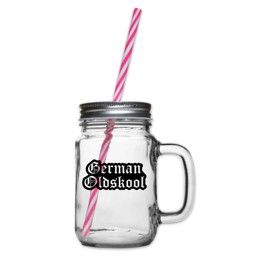 Grand Logo German Oldskool Official - Bocal à boisson