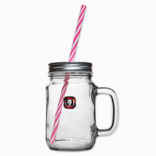 Always TeamWork - Drinkbeker met handvat en schroefdeksel