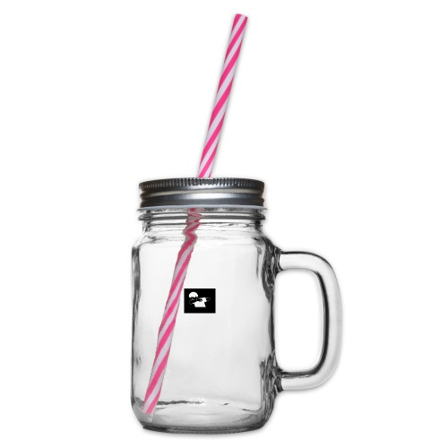 The Dab amy - Glass jar with handle and screw cap