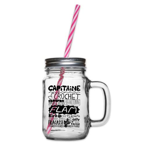capitaine - Bocal à boisson