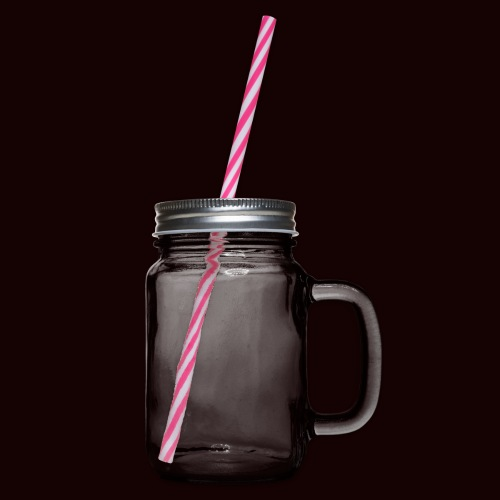 mechant_logo_white - Bocal à boisson
