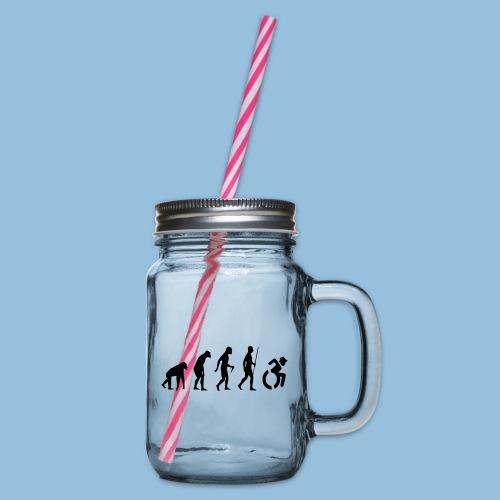 EvolutionWheelchair2 - Drinkbeker met handvat en schroefdeksel