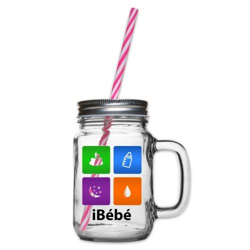 iBébé - Bocal à boisson
