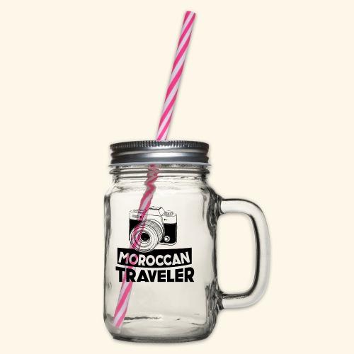 Moroccan Traveler - Bocal à boisson