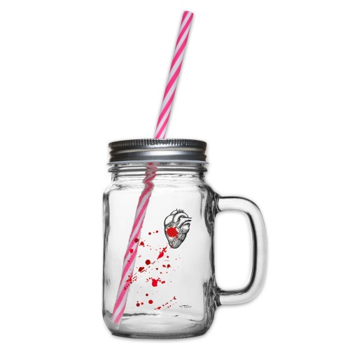 Bloody Heart - Bocal à boisson