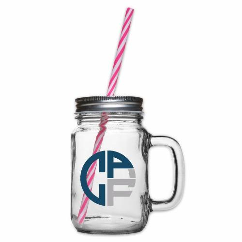 Clato Pictures - Henkelglas mit Schraubdeckel