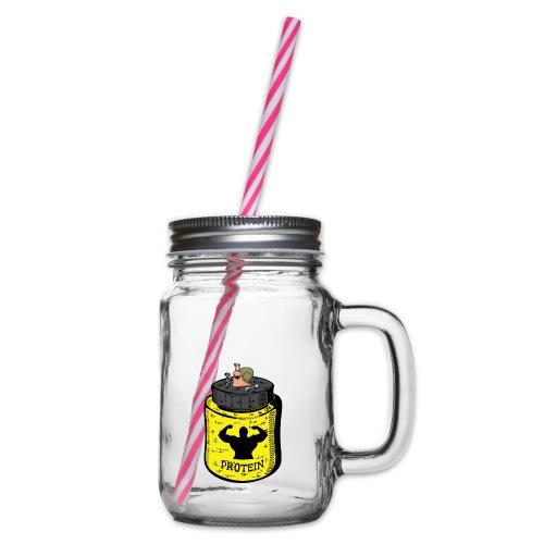 Escargot Wheeeeeeey - Bocal à boisson