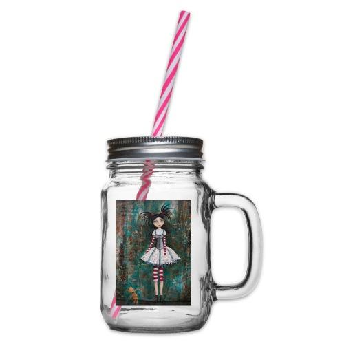prinsess goth - Bocal à boisson