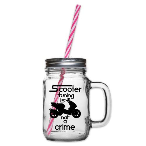Scooter tuning is not a crime! Vol. III HQ - Henkelglas mit Schraubdeckel