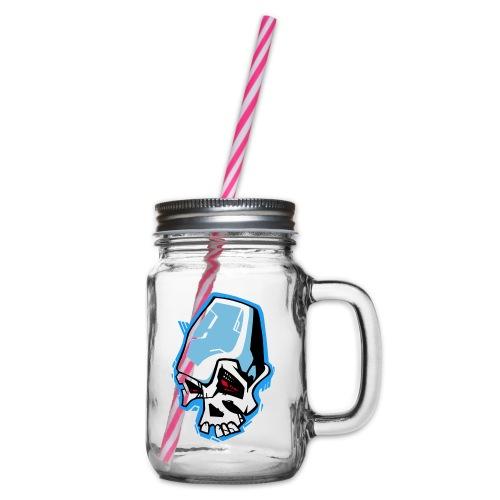 Skull Graffiti - Bocal à boisson