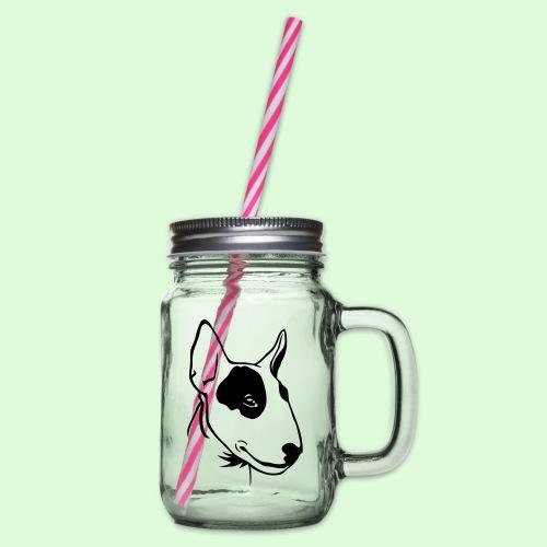 Bull Terrier - Bocal à boisson