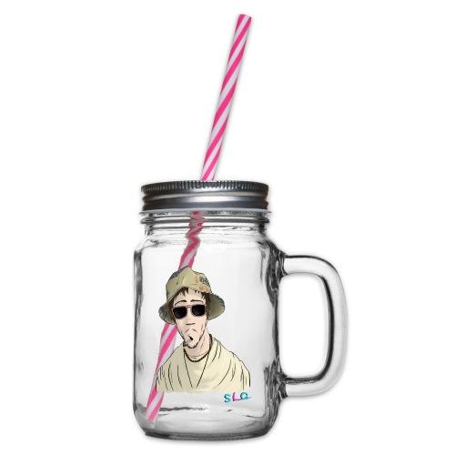 Hippie - Tee shirt manches longues Premium Femme - Bocal à boisson