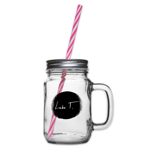 Logo Labo T. - Bocal à boisson