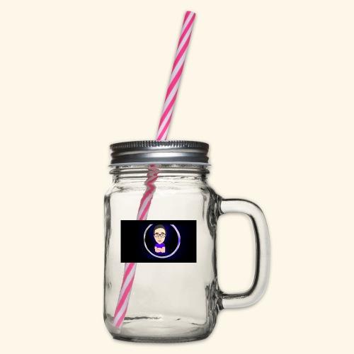 Logo YouTube - Bocal à boisson