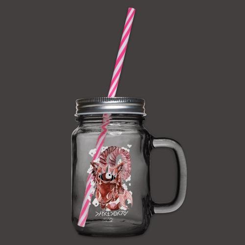capricorne Négutif - Bocal à boisson