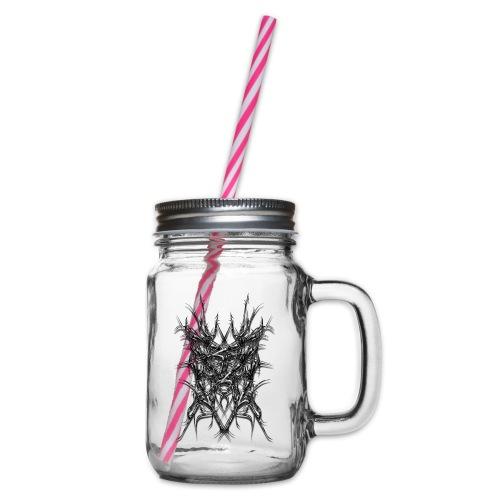 aaxoo 2 - Henkelglas mit Schraubdeckel