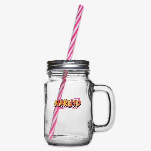 OG design - Glass jar with handle and screw cap