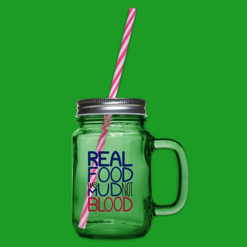 Vegan Body - Bocal à boisson