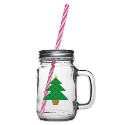 Sapin de Noel - Bocal à boisson