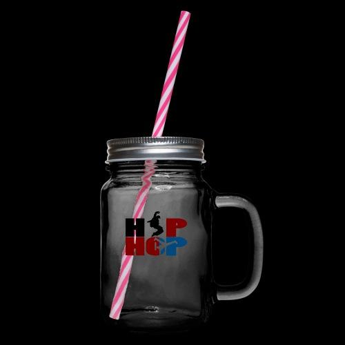 hip hop - Bocal à boisson