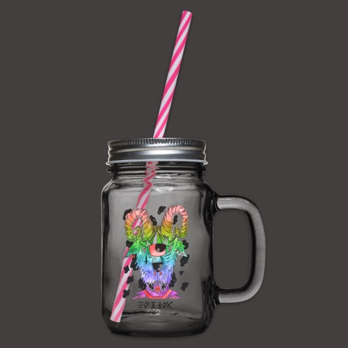 Belier multi-color - Bocal à boisson