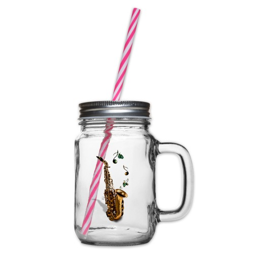Saxophone - Bocal à boisson