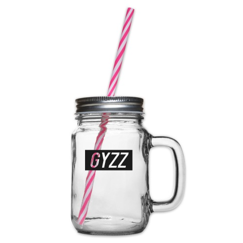 Gyzz - Drikkekrus med skruelåg