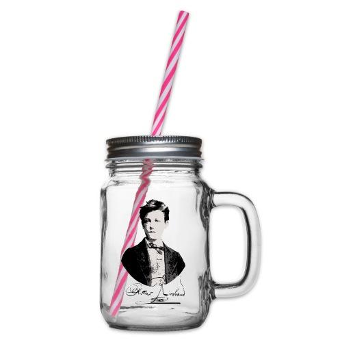 Rimbaud+signature.png - Bocal à boisson