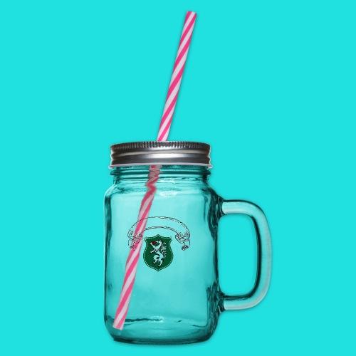 Steirer - Henkelglas mit Schraubdeckel