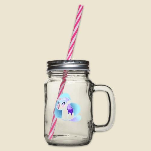 Licorne n°2 - Bocal à boisson