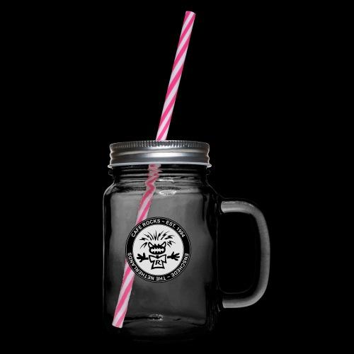 Emblem BW - Drinkbeker met handvat en schroefdeksel