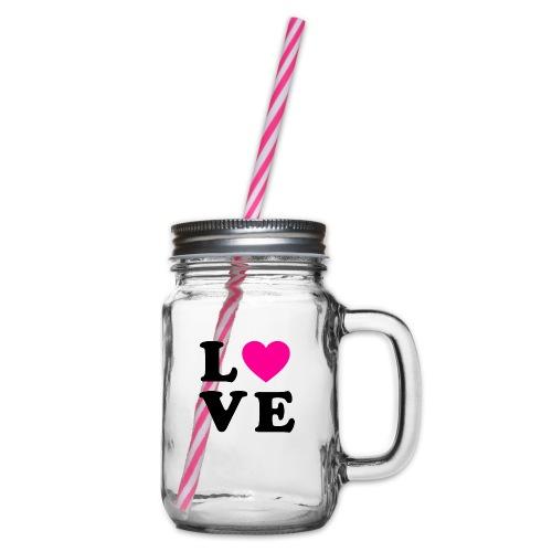 Love t-shirt - Bocal à boisson