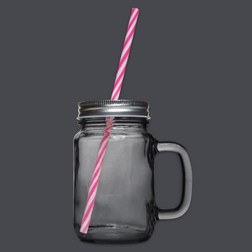 OutsiderZ Hoodie 3 - Henkelglas mit Schraubdeckel
