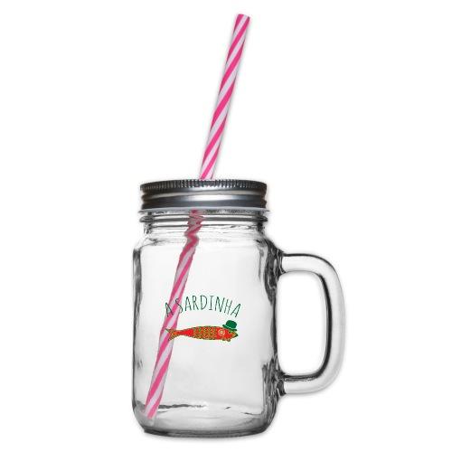 A Sardinha - Bandeira - Bocal à boisson