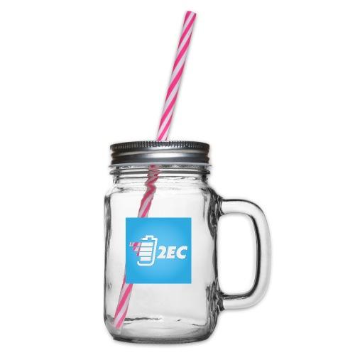 2EC Kollektion 2016 - Henkelglas mit Schraubdeckel