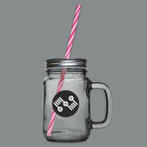 logo 2 png - Henkelglas mit Schraubdeckel