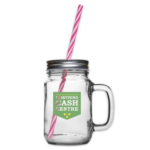 WCC - Test Image - Glass jar with handle and screw cap