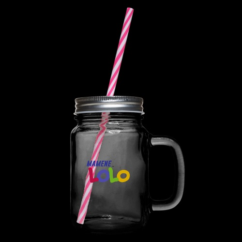 Mamene - LoLo - Empereur du sale - Bocal à boisson