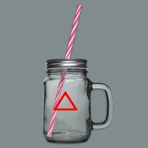 Attention batteur - cadeau batterie humour - Bocal à boisson