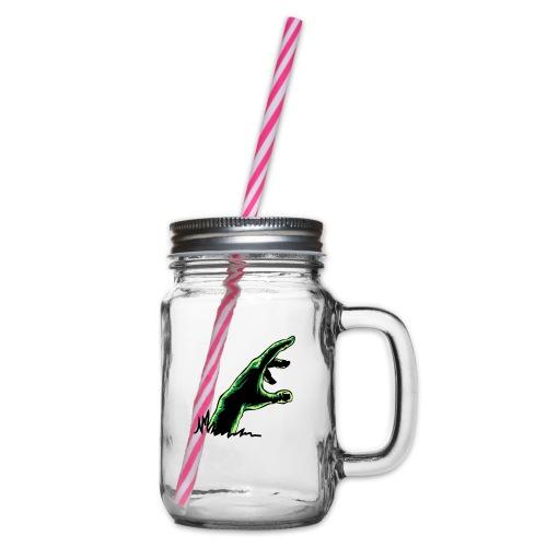 main_zombie - Bocal à boisson