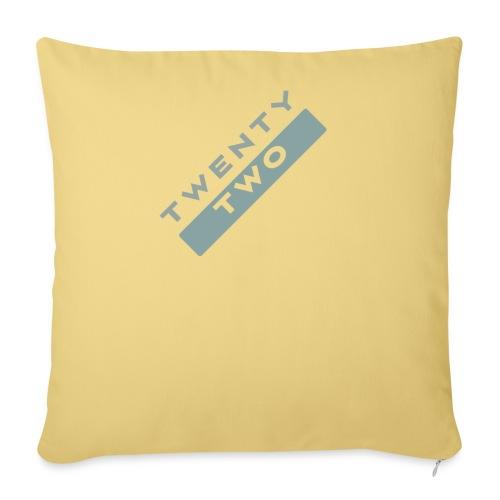 Twenty Two - Sofa pillow with filling 45cm x 45cm