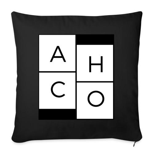 ACHO limited - Cojín de sofá con relleno 44 x 44 cm