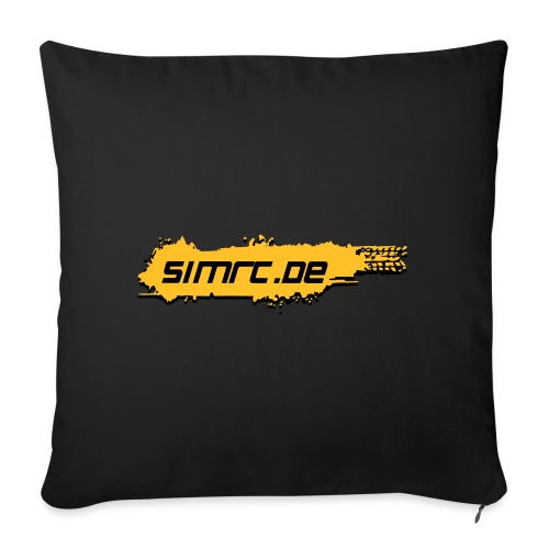 SimRC.de Classic - Sofakissen mit Füllung 44 x 44 cm