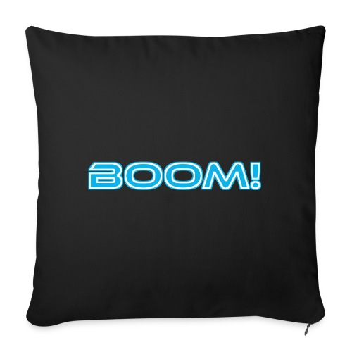 Boom! - Sofa pillow with filling 45cm x 45cm